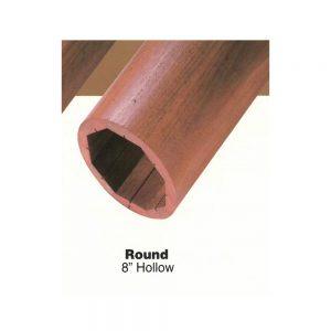ROUND-8-HOLLOW